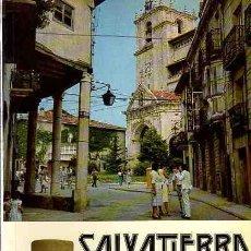 Libros: SALVATIERRA. - NO CONSTA AUTOR. Lote 88248802