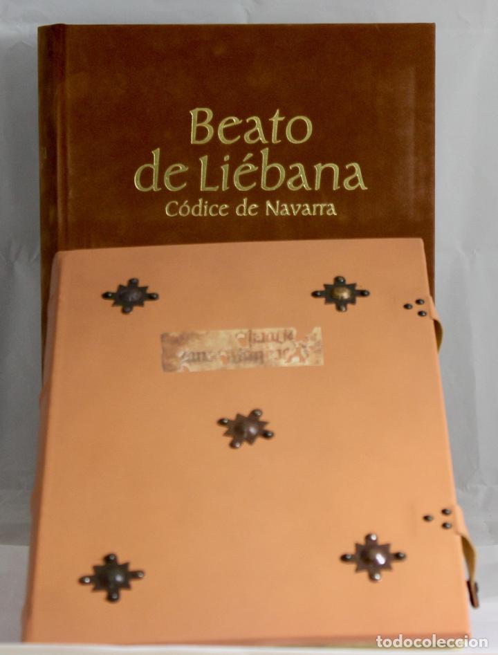 BEATO DE LIÉBANA CÓDICE DE NAVARRA - NO CONSTA AUTOR (Libros sin clasificar)