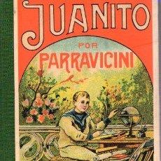 Libros: JUANITO - NO CONSTA AUTOR. Lote 88314282