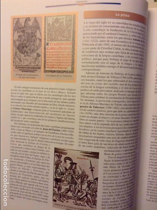 Libros: LENGUA Y LITERATURA - TEMATICA SALVAT - - Foto 10 - 89616756
