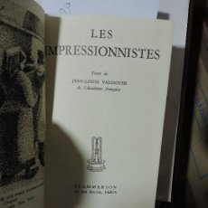 Libros: LES IMPRESSIONNISTES. VAUDOYER, JEAN-LOUIS. ED. FLAMMARION. . Lote 89726296