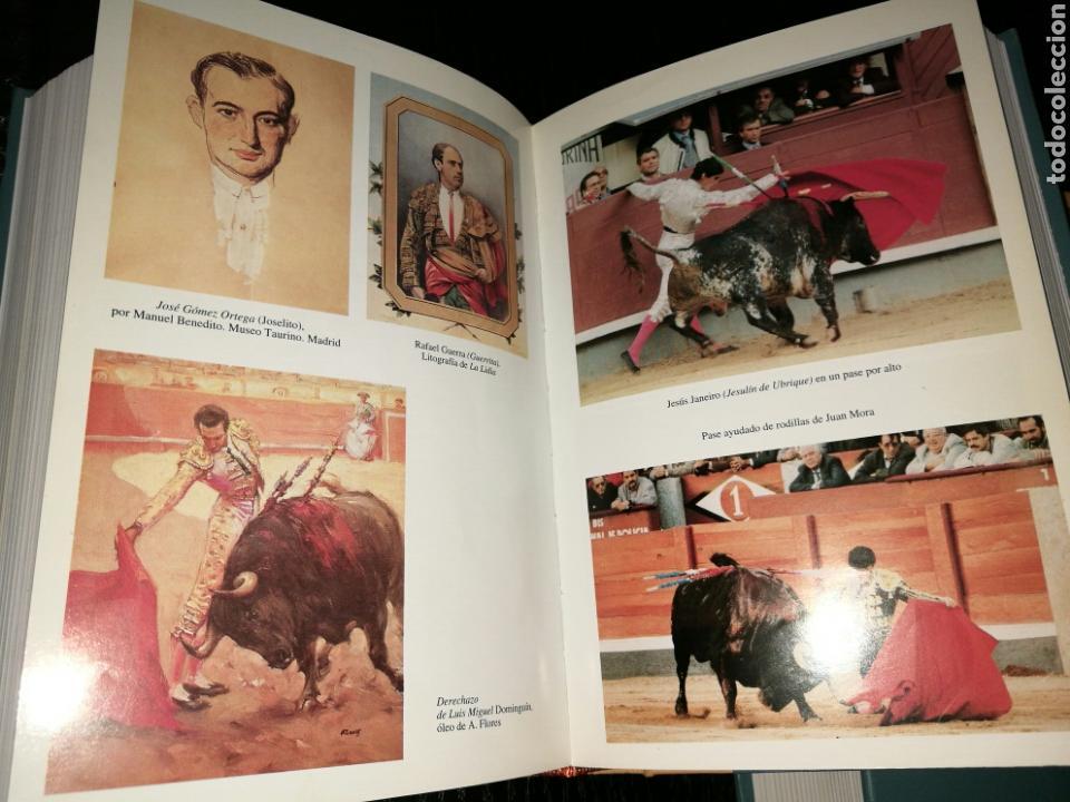 Libros: Los toros. Tratado técnico e histórico - Foto 3 - 89793646