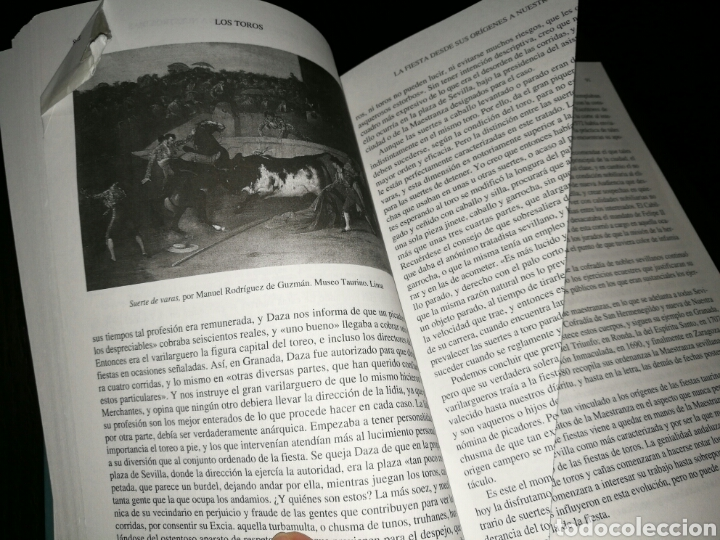 Libros: Los toros. Tratado técnico e histórico - Foto 5 - 89793646