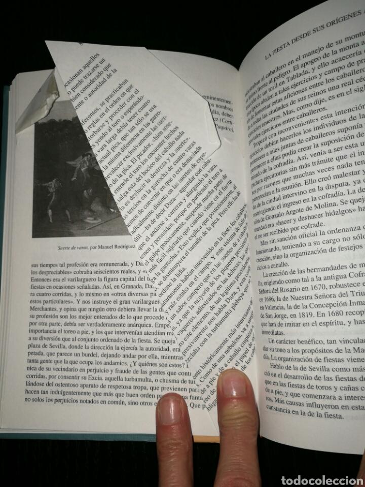 Libros: Los toros. Tratado técnico e histórico - Foto 6 - 89793646