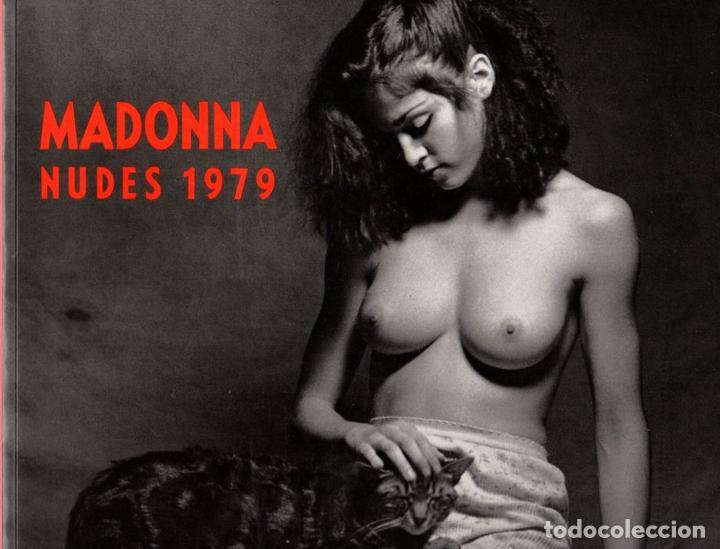MADONNA. NUDES 1979 - SCHREIBER, MARTIN HUGO MAXIMILIAN (Libros sin clasificar)