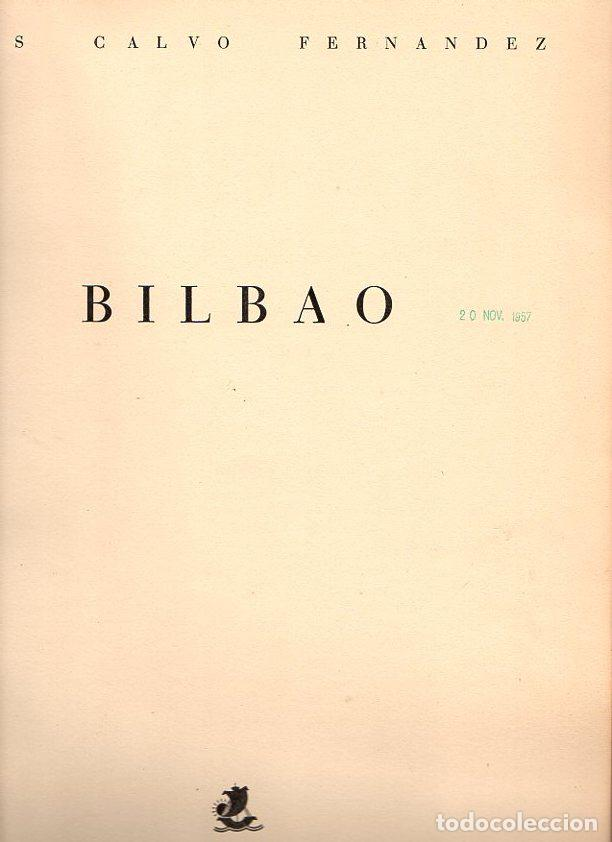 Libros: Bilbao - Calvo Fernández, Luis - Foto 3 - 88257488