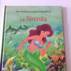 Libros: CUENTO LA SIRENITA. Lote 90065116