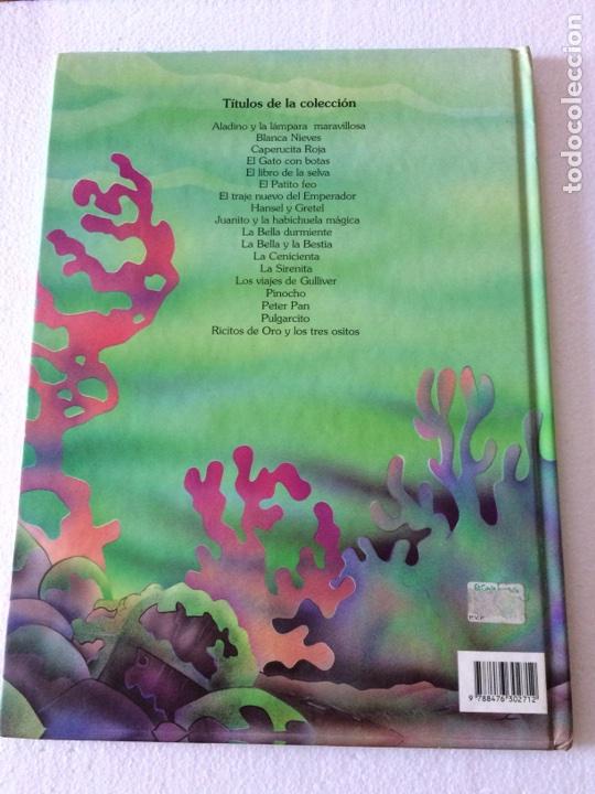 Libros: Cuento la sirenita - Foto 2 - 90065116