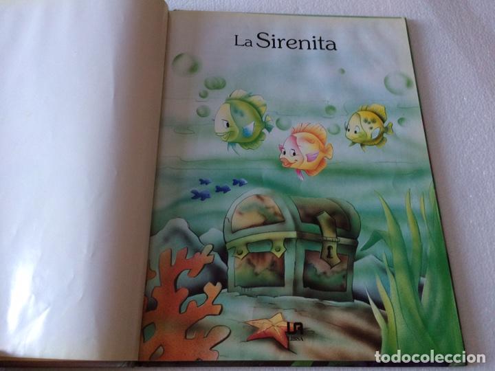Libros: Cuento la sirenita - Foto 3 - 90065116