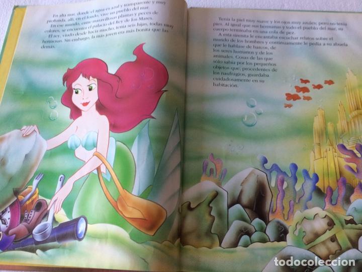 Libros: Cuento la sirenita - Foto 5 - 90065116