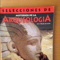Libros: SELECCIONES DE MISTERIOS DE LA ARQUEOLOGIA Nº8 - LA ESFINGE -. Lote 90099204