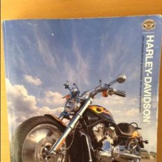 Libros: HARLEY DAVIDSON 2004 GENUINE MOTOR ACCESSORIES AND GENUINE MOTOR PARTS. Lote 90100000