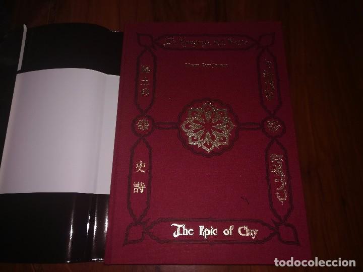Libros: La Epopeya del Barro. The Epic of Clay, de Miguel Ruiz Jiménez.1990 - Foto 2 - 90645965
