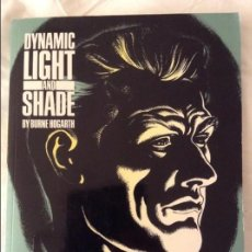 Libros: DYNAMIC LIGHT AND SHADE (BY BURNE HOGARTH). Lote 91534690