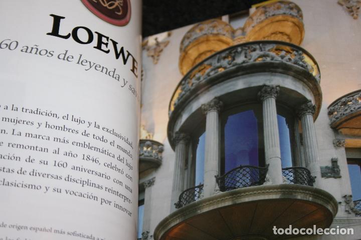 Libros: Lujos de España. cien empresas de prestigio reconocidas internacionalmente.2006-415 páginas - Foto 4 - 91849990