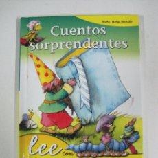 Libros: CUENTOS SORPRENDENTES. LEE CON GLORIA FUERTES / GLORIA FUERTES. Lote 92333227