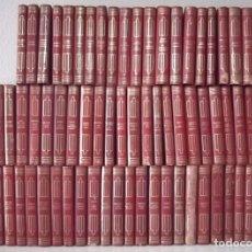 Libros: COLECCIÓN CRISOL (76 VOLS.) (AGUILAR) (CB). Lote 93168550