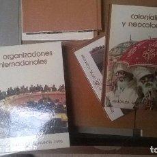 Libros: BIBLIOTECA SALVAT DE GRANDES TEMAS. HISTORIA, BIOLOGÍA, CULTURA, GEOGRAFÍA. Lote 93270240