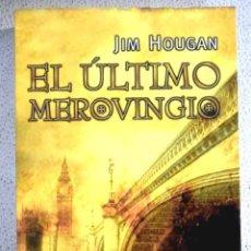 Libros: EL ÚLTIMO MEROVINGIO. Lote 94201415