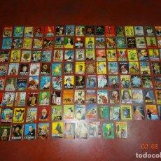 Libros: ANTIGUO LOTE DE 123 LIBRITOS COLECCIÓN ENCICLOPEDIA PULGA - AÑO 1950S. EN IMPECABLE ESTADO. Lote 94732031