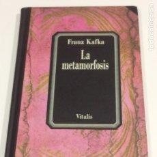 Libros: LA METAMORFOSIS FRANK KAFKA. Lote 95127724