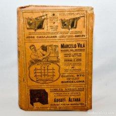 Libros: ANUARIO DE CATALUÑA - GUIA PASCUAL 1936. Lote 95370583
