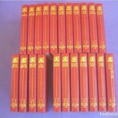 Libros: LEXIS22 LEXIS 22. ENCICLOPEDIA DICCIONARIO ENCICLOPÉDICO VOX. CÍRCULO DE LECTORES 1979. 22 TOMOS (FA. Lote 95630835