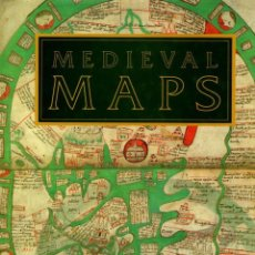 Libros: MEDIEVAL MAPS - HARVEY, P.D.A.. Lote 95661442