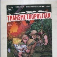 Libros: TRANSMETROPOLITAN NUMERO 036. Lote 95715982