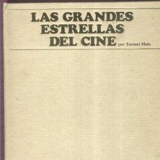 Libros: BIBLIOTECA DE LA VANGUARDIA: LAS GRANDES ESTRELLAS DEL CINE (MARCA GOLPE EN CANTOS). Lote 95716914