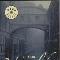 Libros: BEST SELLERS NUMERO 602: EL ENIGMA VIVALDI (TERCERA EDICION). Lote 95716940