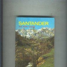 Libros: GUIA EVEREST: SANTANDER. Lote 95787702