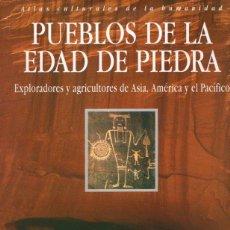 Libros: PUEBLOS DE LA EDAD DE PIEDRA: OCEANÍA, ASIA Y AMÉRICA - NO CONSTA AUTOR. Lote 95789442