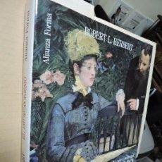 Libros: EL IMPRESIONISMO. HERBERT, ROBERT L. ED. ALIANZA. MADRID 1989. Lote 95793231