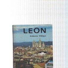 Libros: GUIAS EVEREST: LEON. Lote 95831995