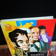 Libros: FIGURAS VENEZOLANAS LIBRO DE LECTURA EXCELENTE ESTADO. Lote 95834959