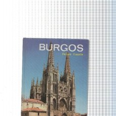 Libros: GUIAS EVEREST: BURGOS. Lote 95850364
