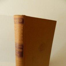 Libros: DICCIONARIO DE CITAS - CESÁREO GOICOECHEA ROMANO EDITORIAL LABOR BARCELONA 1952. Lote 96646307