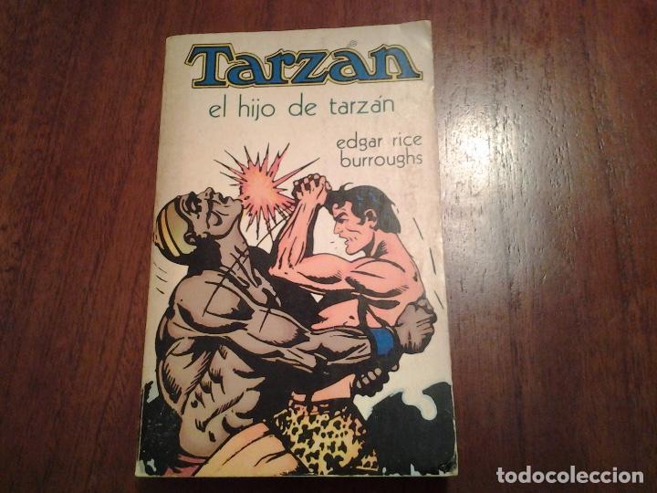 Libros: EL REGRESO DE TARZAN - LAS FIERAS DE TARZAN - EL HIJO DE TARZAN - EDITORIAL NOVARO - AÑO 1972 - Foto 5 - 96698695