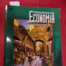 Libros: PRINCIPIOS DE ECONOMIA. N. GREGORY MANKIW. SEGUNDA EDICION. MCGRAW-HILL.. Lote 261221230