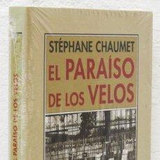 Libros: CHAUMET, STÉPHANE: EL PARAÍSO DE LOS VELOS. CRÓNICAS SIRIAS, 2004-2005 (PRE-TEXTOS) (CB). Lote 96854131
