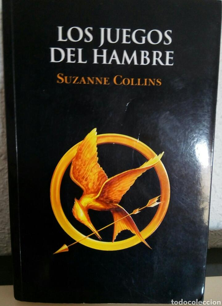 LIBRO -LOS JUEGOS DEL HAMBRE- DE SUZANNE COLLINS (Libros Nuevos - Literatura - Narrativa - Aventuras)