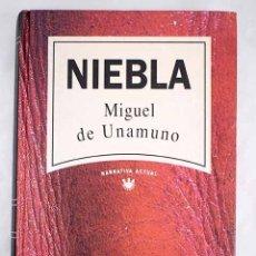 Libros: NIEBLA. Lote 97750455