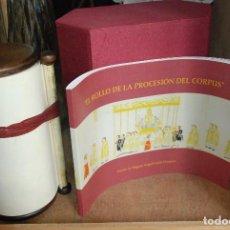 Libros: PROCESIÓN DEL CORPUS DE VALENCIA.ESTUDIO DE MIGUEL ÁNGEL CATALÁ GORGUES.. Lote 97925823