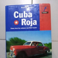 Libros: CUBA ROJA ROMAN OROZCO . Lote 98244835