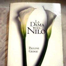 Libros: LA DAMA DEL NILO. Lote 98521547