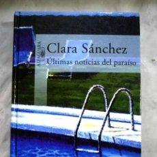 Libros: ÚLTIMAS NOTICIAS DEL PARAÍSO. Lote 98521584
