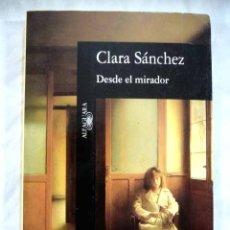 Libros: DESDE EL MIRADOR. Lote 98521588
