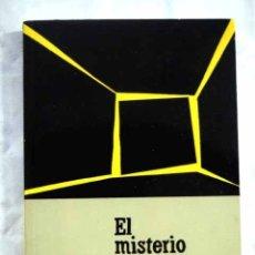 Libros: EL MISTERIO DEL CUARTO AMARILLO. Lote 98521596