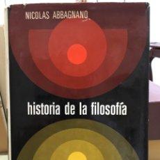 Libros: HISTORIA DE LA FILOSOFÍA. 1. Lote 96520215